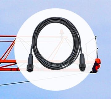 WindCrane Secondary cable
